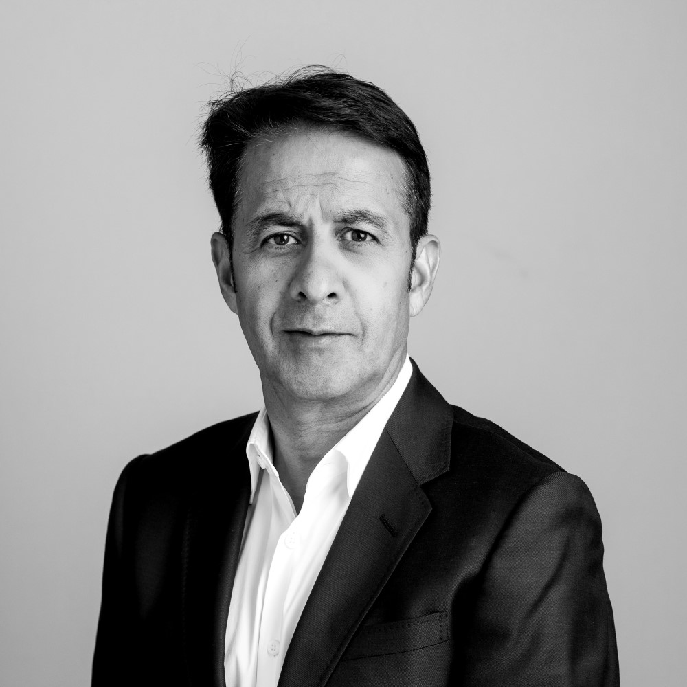 Joe Moosa - President & Co-Founder