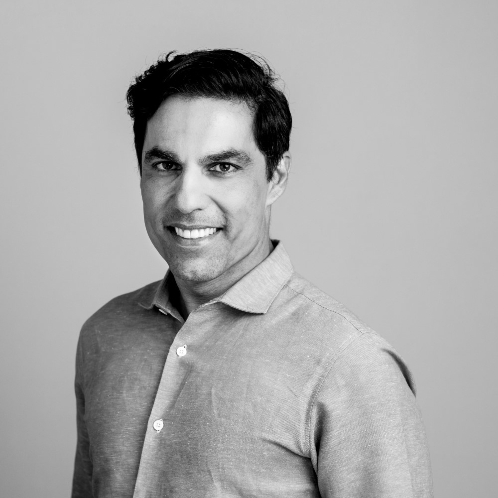 Azim Jamal - CEO & Co-Founder