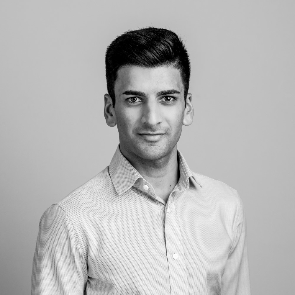 Dillon Sharan - Acquisitions Analyst