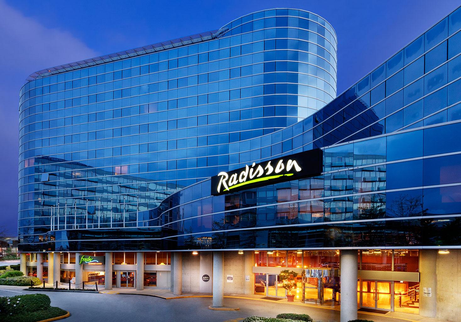 Radisson Vancouver Airport Richmond BC