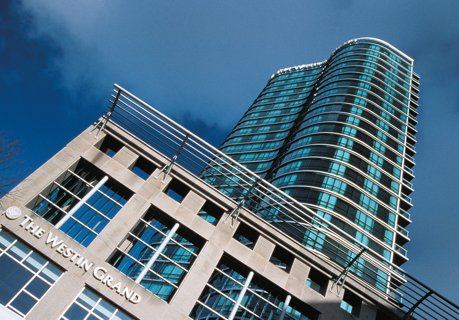Westin Grand in Vancouver